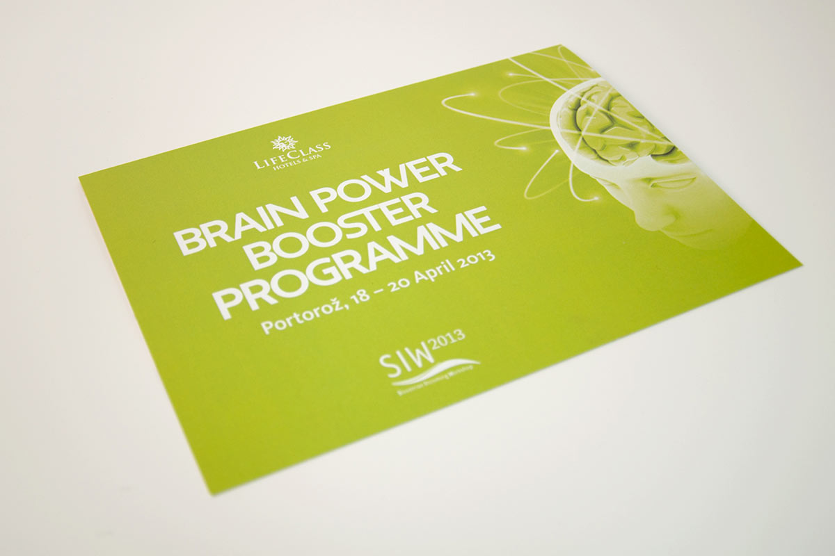 Brain Power Booster Programme